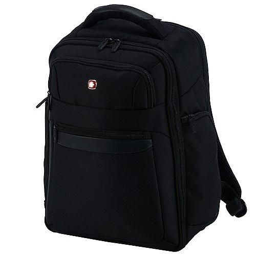 Wenger Business Collection Rucksack mit Laptopfach 44 cm - schwarz