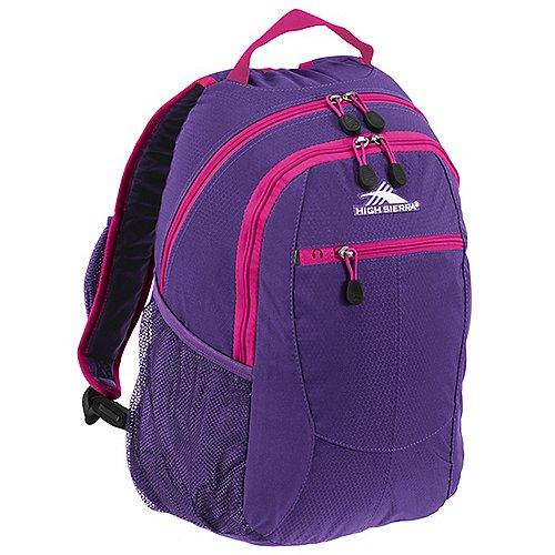 High Sierra Leisure Backpacks Rucksack Piute 43 cm - deep purple/fuchsia
