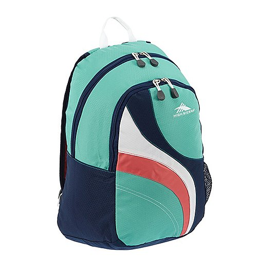 High Sierra Leisure Backpacks Rucksack Nami 45 cm - aquamarine/true navy - broschei