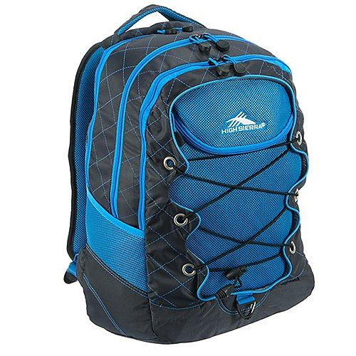 High Sierra School Backpacks Laptoprucksack Tightrope 47 cm - mercury/blueprint jetztbilligerkaufen