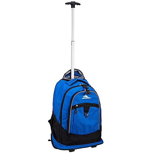 High Sierra Adventure Travel Rucksack auf Rollen 51 cm - royal cobalt/black