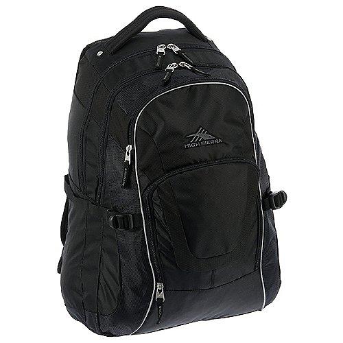 High Sierra Sportive Packs AT7 2 Office Rucksack mit Laptopfach 50 cm - black jetztbilligerkaufen