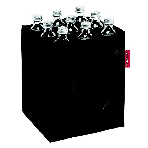 Reisenthel Shopping Bottlebag 28 cm - black