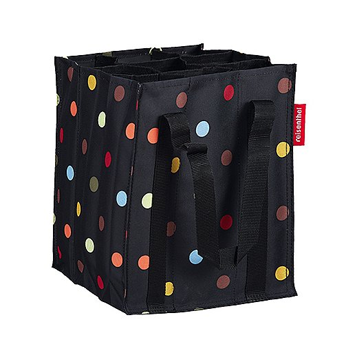 Reisenthel Shopping Bottlebag 28 cm - dots