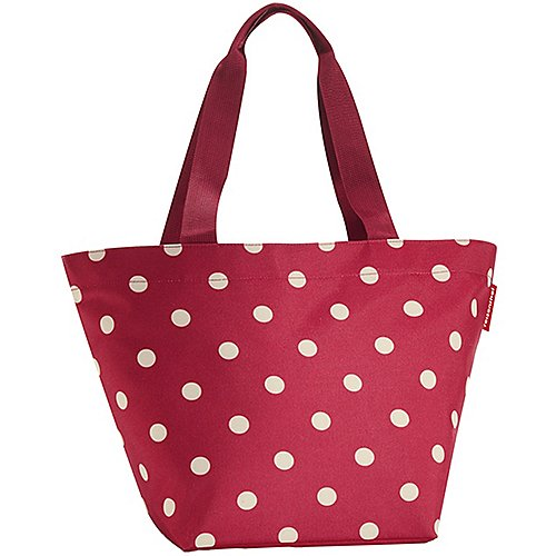 Reisenthel Shopping Shopper M - ruby dots