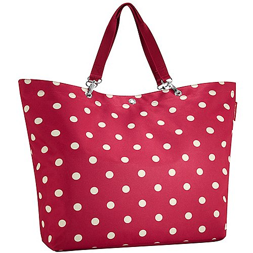 Reisenthel Shopping Shopper 68 cm - ruby dots