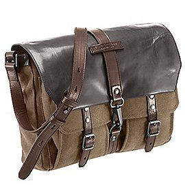 The Bridge Carver Kuriertasche 33 cm Produktbild
