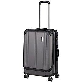 Travelite City 4-Rollen Trolley mit Vortasche 68 cm Produktbild