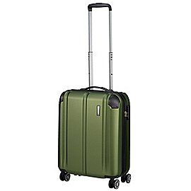 Travelite City 4-Rollen-Bordtrolley 55 cm Produktbild
