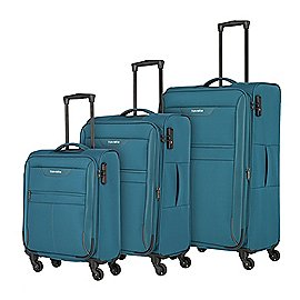 Travelite Sunny Bay 4-Rollen Trolley Set 3-tlg. Produktbild