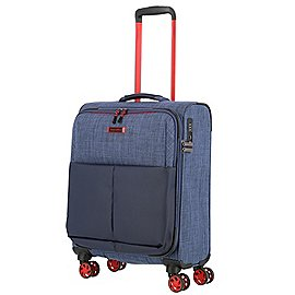 Travelite Proof 4-Rollen Kabinentrolley 55 cm Produktbild