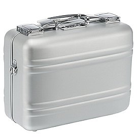 koffer-direkt.de Zero Halliburton Camera Cases Kamerakoffer 30 cm - silver