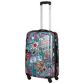 Fabrizio Travel 4-Rollen Trolley 68 cm Produktbild