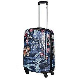 Fabrizio Travel 4-Rollen-Trolley 68 cm Produktbild