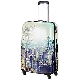 Fabrizio Travel Big Apple 4-Rollen-Trolley 78 cm Produktbild