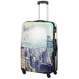Fabrizio Travel Big Apple 4-Rollen-Trolley 68 cm Produktbild