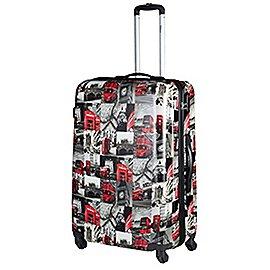 Fabrizio Travel 4-Rollen-Trolley 77 cm Produktbild