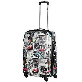 Fabrizio Travel 4-Rollen-Trolley 66 cm Produktbild