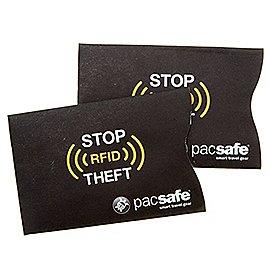Pacsafe Travel Accessoires RFIDsleeve 25 RFID-Kartenschutz 2er-Set Produktbild