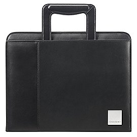Samsonite Stationary Leather Schreibmappe 34 cm Produktbild