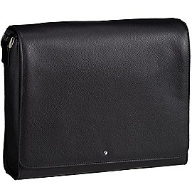 Montblanc Meisterstück Soft Grain Messenger Bag 33 cm Produktbild