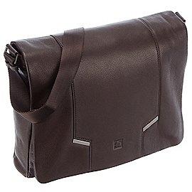 Delsey Haussmann Überschlagtasche mit Laptopfach 36 cm Produktbild