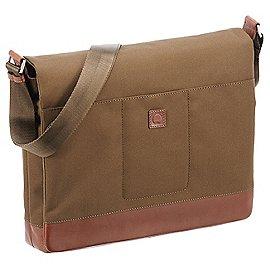 Delsey Villiers Überschlagtasche mit Laptopfach 37 cm Produktbild