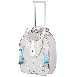 Samsonite Happy Sammies Alpaca Aubrie 2-Rollen-Kindertrolley 45 cm Produktbild