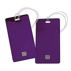 Design Go Reisezubehör Gepäckanhänger 10 cm Produktbild