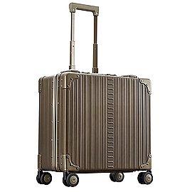 "Aleon 4-Rollen Deluxe Businesskoffer 17"" 44 cm Produktbild"