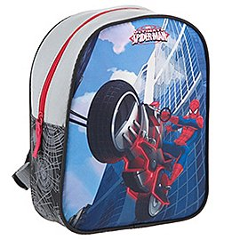 Fabrizio Spiderman Kinderrucksack 29 cm Produktbild