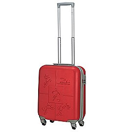 Check In Sports 4-Rollen-Kabinentrolley 55 cm Produktbild