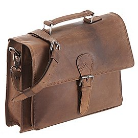 Harolds Antik Aktentasche mit Laptopfach 36 cm Produktbild