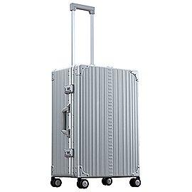 Aleon Traveler 4-Rollen Koffer mit Kleidersack 67 cm Produktbild