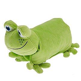 Design Go Kids faltbares Froschkissen Produktbild
