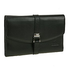 Windrose Nappa Schmucktasche XL aus Leder Produktbild