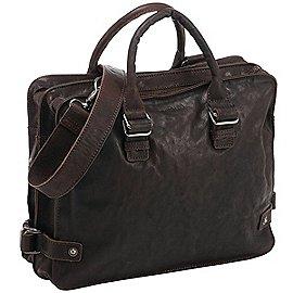 Harolds R. Johnson Businesstasche mit Laptopfach aus Leder 36 cm Produktbild
