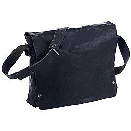 Harolds R. Johnson Messenger Bag aus Leder 37 cm Produktbild