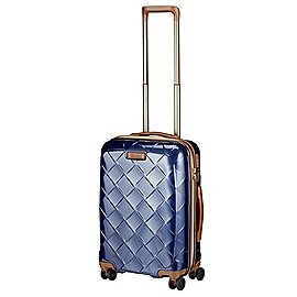 Stratic Leather & More 4-Rollen-Bordtrolley 55 cm Produktbild
