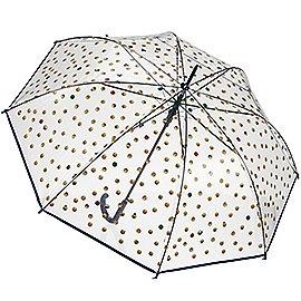 Happy Rain Essentials Emoticons Transparent Long AC Regenschirm 86 cm Produktbild