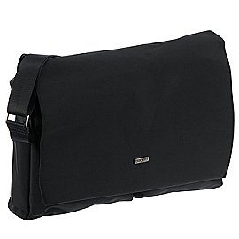 Bugatti Contratempo Messenger Bag mit Laptopfach 39 cm Produktbild