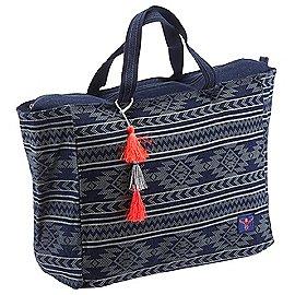 Chiemsee Beachbags Denim Shopper 44 cm Produktbild