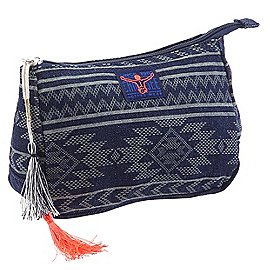 Chiemsee Beachbags Denim Pouch 23 cm Produktbild