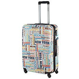 Check In New York 4-Rollen-Trolley 77 cm Produktbild