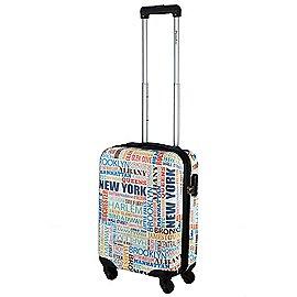 Check In New York 4-Rollen-Kabinentrolley 55 cm Produktbild