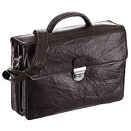 Plevier 600 Serie Business-Laptoptasche 2-Fächer 39 cm Produktbild