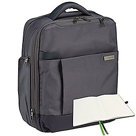 Leitz Complete Smart Traveller Rucksack 40 cm inkls. Leitz Notizbuch A5 kariert Produktbild