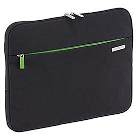 koffer-direkt.de Leitz Complete Laptop Power Schutzhülle 34 cm - schwarz