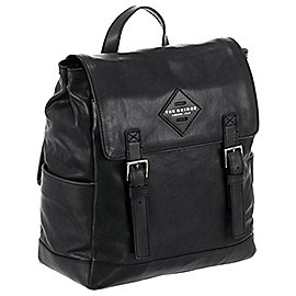 The Bridge Patch Luxe Rucksack mit Laptopfach 35 cm Produktbild