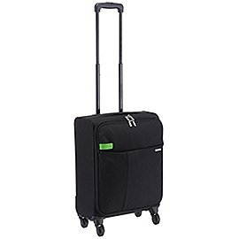 koffer-direkt.de Leitz Complete Smart Traveller 4-Rollen-Handgepäcktrolley 55 cm - schwarz